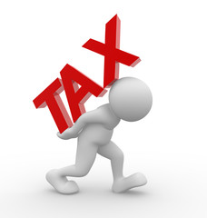 """Word """"tax"""""""