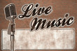 live music graffiti