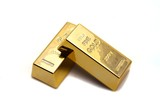 Gold bars/ingots