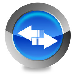 Data transfer button