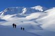 Scialpinismo nei deserti bianchi