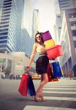 Fototapety Shopping