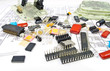 Radio components against electrical circuit - 37720949