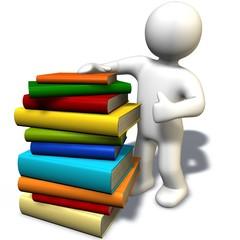 Bücher Präsentation