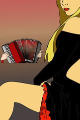 Ballerina di Tango