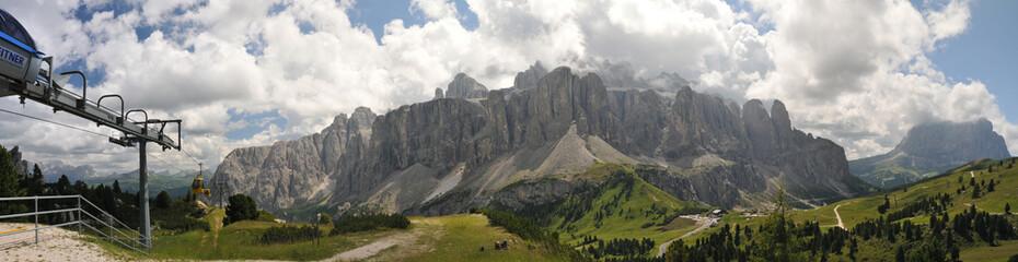 Panorama dolomiti 4