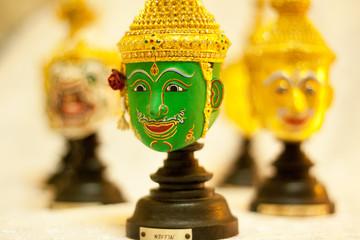 Green,Indra,Ramayana