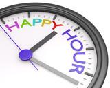 Fototapety happy hour