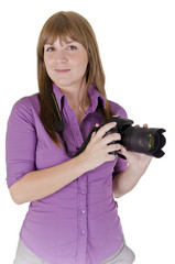 Woman photographer 2