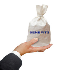 Bag with benefits