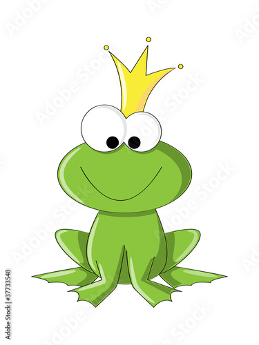 Frog prince or princess