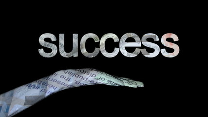 Hand and success