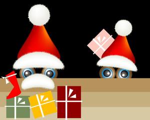 babbo Natale - timidi