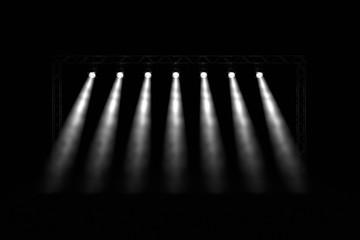 Lichtsetup