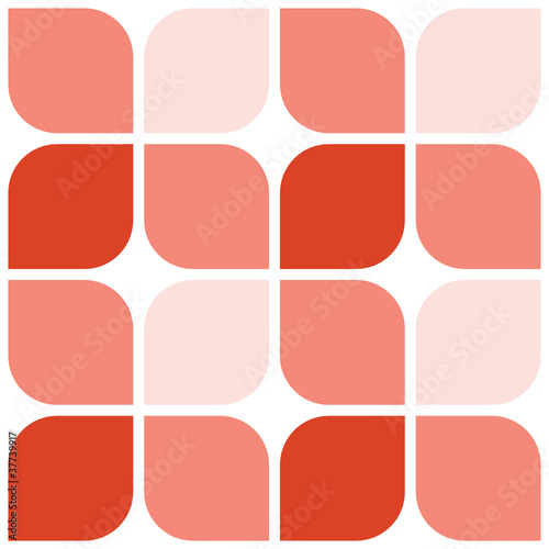 Tangerine Tango Retro background