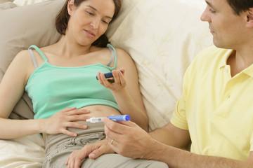 Grossesse - Analyse du taux de diabète