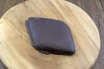 Mostacciolo napoletano al cioccolato