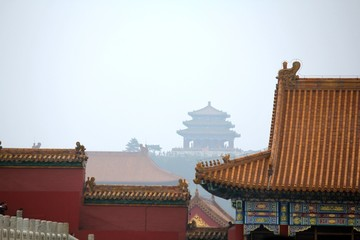The Emperor's view of the Forbidden City