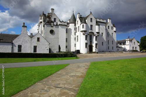 Blair Castle, Scotland, UK