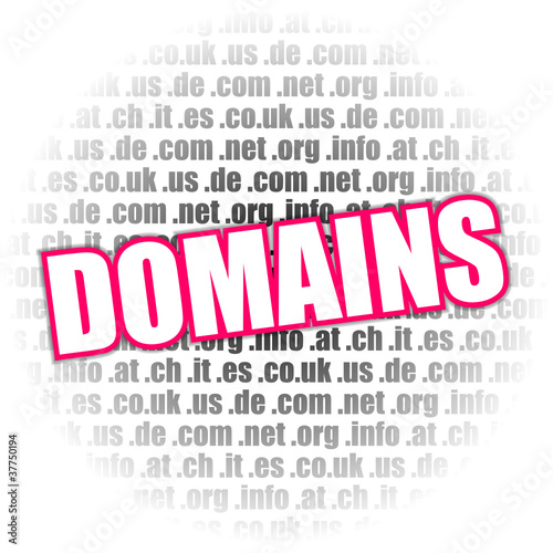 domains text I