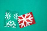 Winter sugar packets