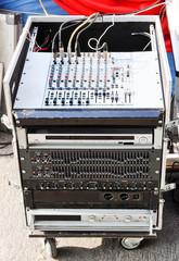 Complex amplifier set