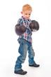 Junger Boxer