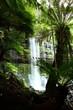 Gorgeous Russel Falls in Tasmania, Australia.