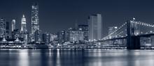 Fototapete - Manhattan, New York City.