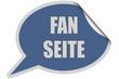 SP-Sticker blau curl oben FANSEITE