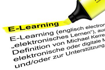 Highlighter E-Learning