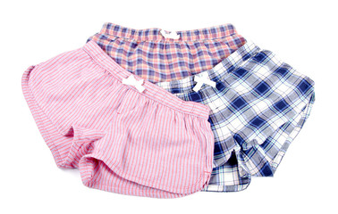 Women's Cotton Flannel Pyjama Shorts