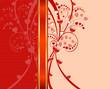 San Valentino - sfondo rosso