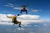 Fototapeta rotacji - ekstremalne - Sporty Powietrzne