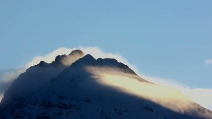 Alpines Leben