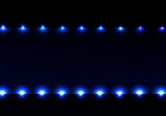 Cinema ligths background