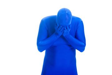 anonymous man guilt ridden