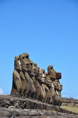 Easter Island Waiting