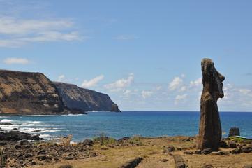 Rapa Nui Waiting