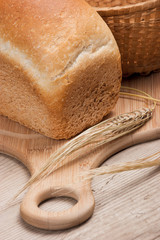 bread and ears