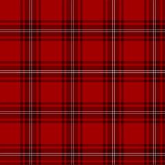 tessuto tartan, scozzese, rosso