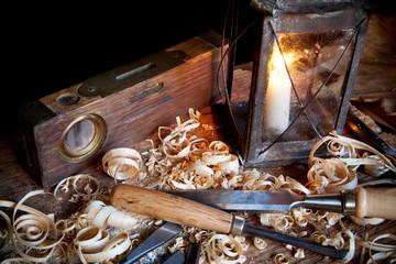 vecchio laboratorio artigiano