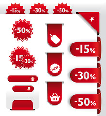 Soldes toolkit rouge