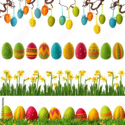 Frühling Ostern Sammlung