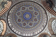 Dome patterns of Selimiye Mosque