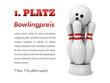 Bowlingpreis Zertifikat