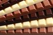 Stapel Schokolade