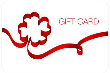 Gift Card Red Clover