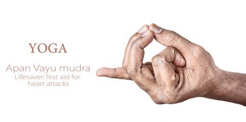 Yoga Apan Vayu mudra
