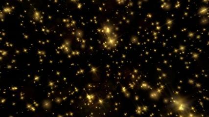 Shining Stars (25i alpha, loopable, cut and overlap at 13-14sec)
